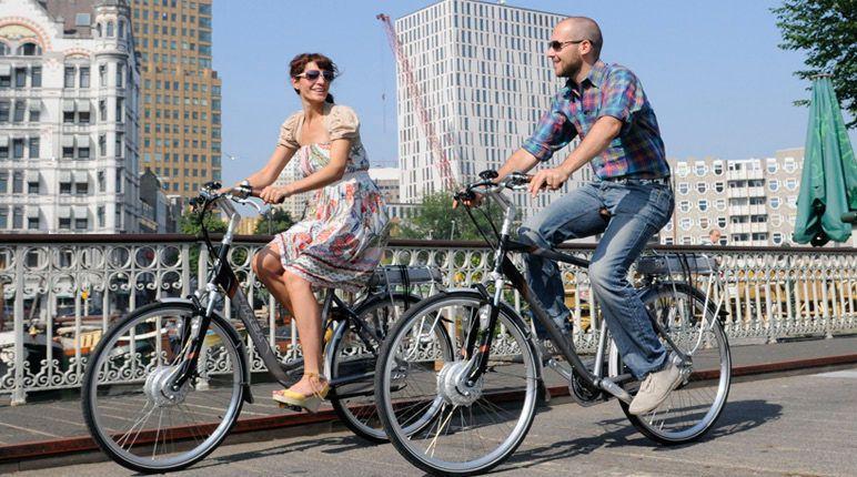 Elektrische fietsen en High Speed electrisch ? Daan Fietsen